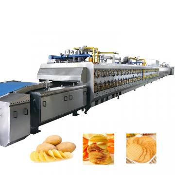2500 Kg Drying Capacity Dryer Machine for Potato Chips