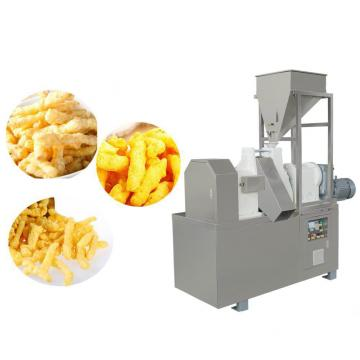 Kurkure Extruder Cheetos Nik Naks Snack Food Machine Production Line Twisties Snacks Nik Naks Machines Press Machine