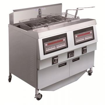 Professional Small Deep Fat Fryer for Industrial Use