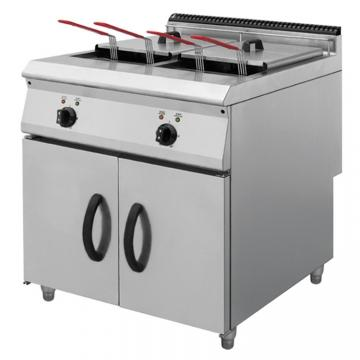 Industrial Oil Film Continuous Food Snack Fryer
