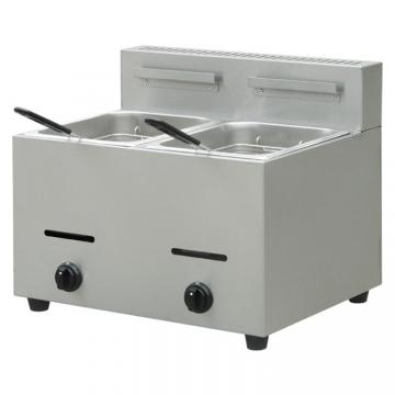 Hot Selling Automatic Industrial Fryer for Puff Snacks