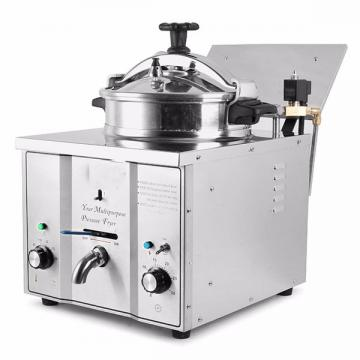 Multifunctional Commercial Electric Industrial Deep Fryer