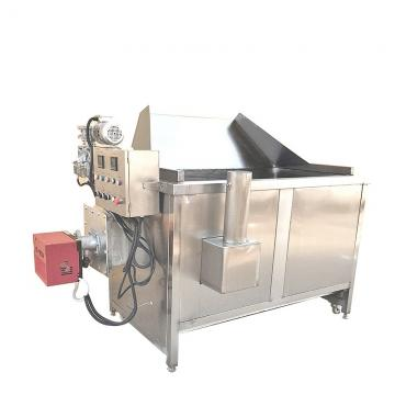 SUS 304 Stainless Steel Mobile Deep Industrial Electric Fryer