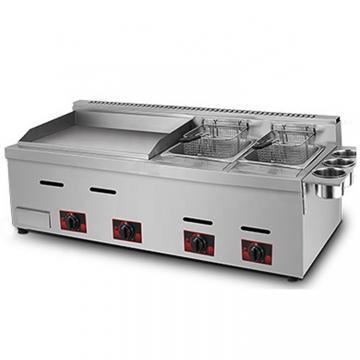 Furnotel Industrial Countertop Frying Machine Mcdonalds Electric Potato Chips Deep Fryer Machine