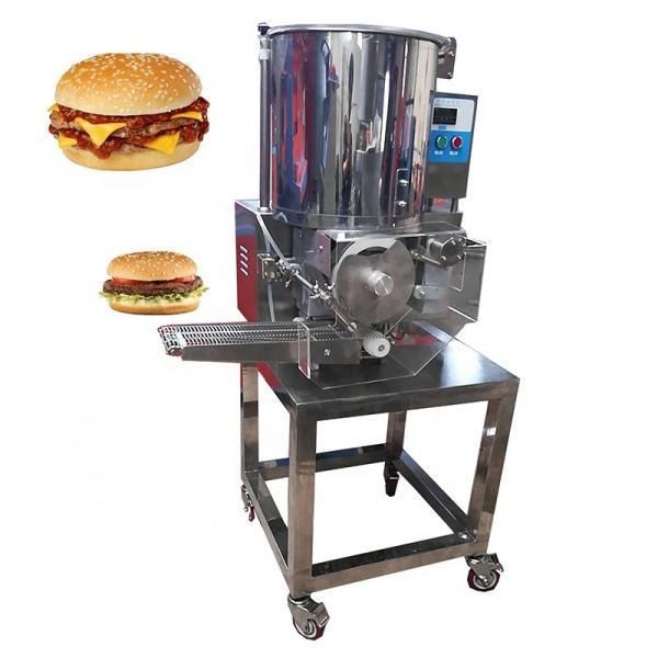 Automatic Hamburger Making Machine Burger Patty Forming Machine