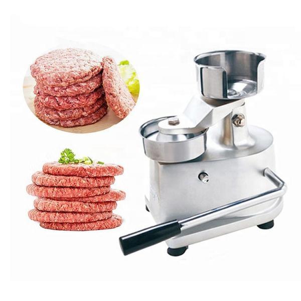 Automatic Hamburger Patty Forming Machine/Meat Patty Press Equipment /Molding Machine